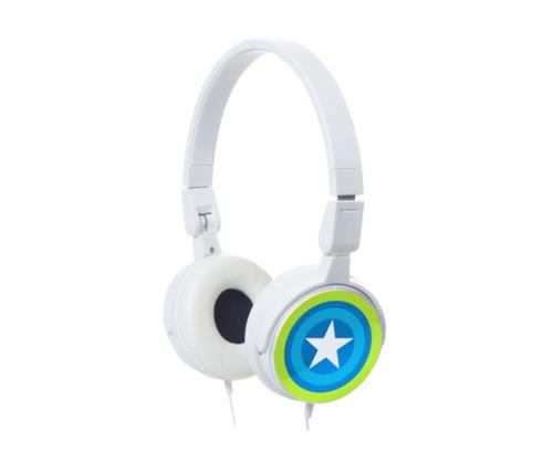 Silly - Kopfhörer Headphone Stars - grün