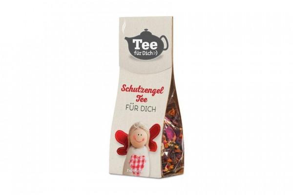 Früchtetee mit Grußbotschaft - Schutzengel Tee Für Dich