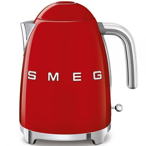 Smeg - Wasserkocher 1,7 Liter - 50er Jahre Design - rot