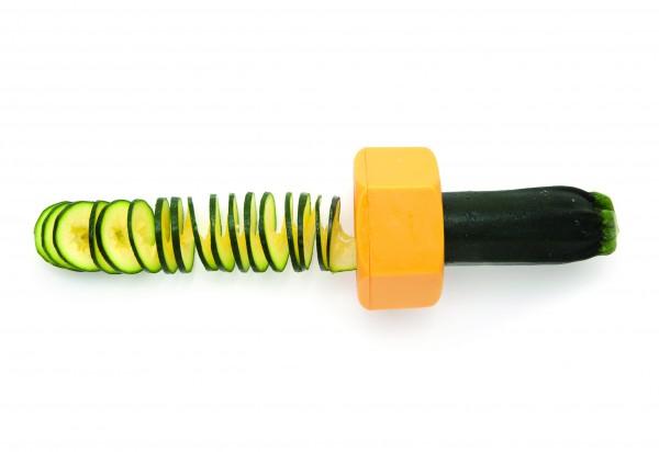 Monkey Business - Spiralschneider - Cucumbo - gelb