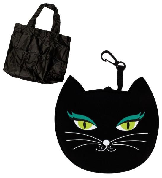 Pylones - Faltbare Einkaufstasche Katze - Cat my Shopping