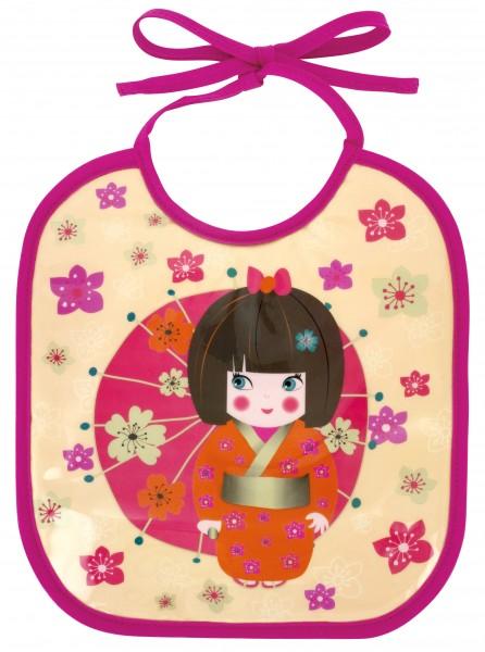 Pylones - Babylätzchen Lätzchen für Kinder - Bib Petit Glouton - Japanese