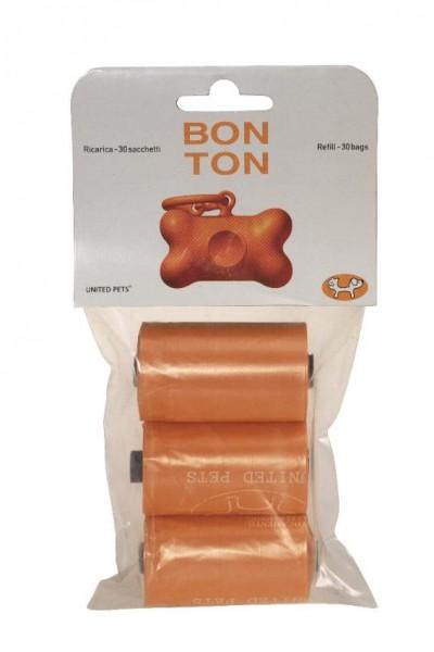 United Pets - Bon Ton - Nachfüllpackung - 3 Rollen