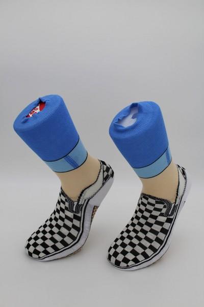 Socken im Sneakers-Design - Skater-Schuhe Sneaker - SK8
