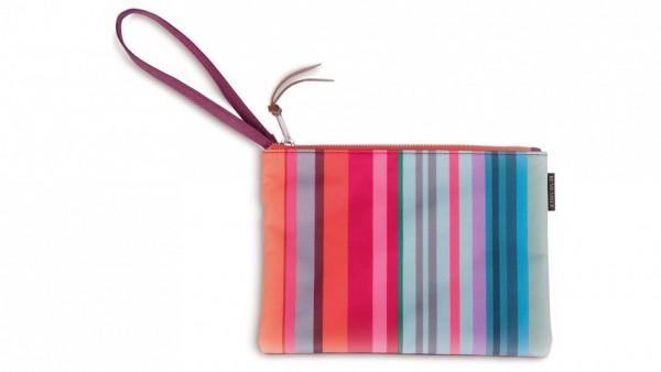 Remember - Kulturbeutel Tasche Neccessaire Pouch - Stripes
