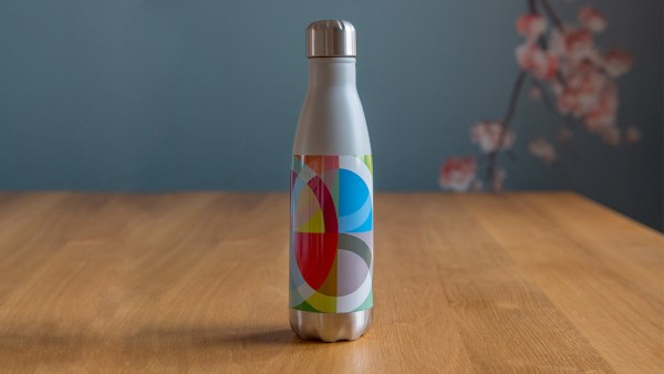 Remember - Edelstahl-Trinkflasche - Thermosflasche - Circus