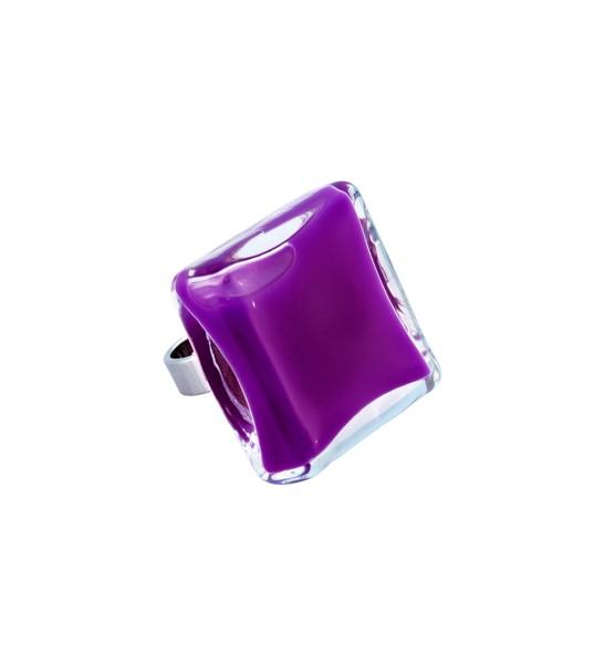 Pylones - Ring - Giga Carre Milk - Flüssigkeit dunkellila