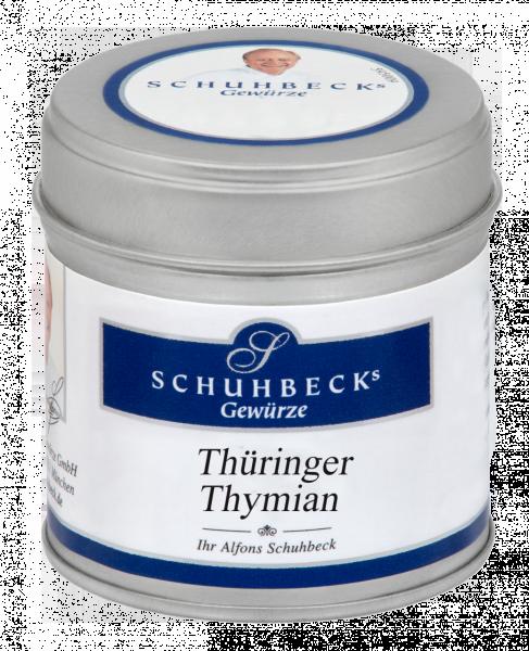 Schuhbecks Gewürze - Thüringer Thymian - Einzelgewürz 15 Gramm