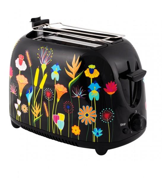 Pylones - Toaster - Tartin - Jardin Fleuri - mit Brötchen-Aufsatz
