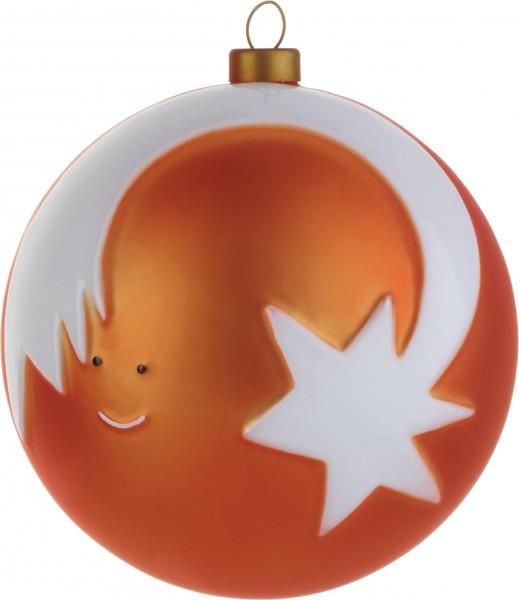 Alessi - Weihnachtskugel - Stern von Bethlehem - Stellacometa