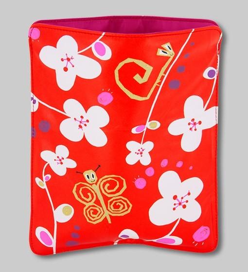 Pylones - Tablet-Sleeve - iPad-Hülle - Voyage - White Flower