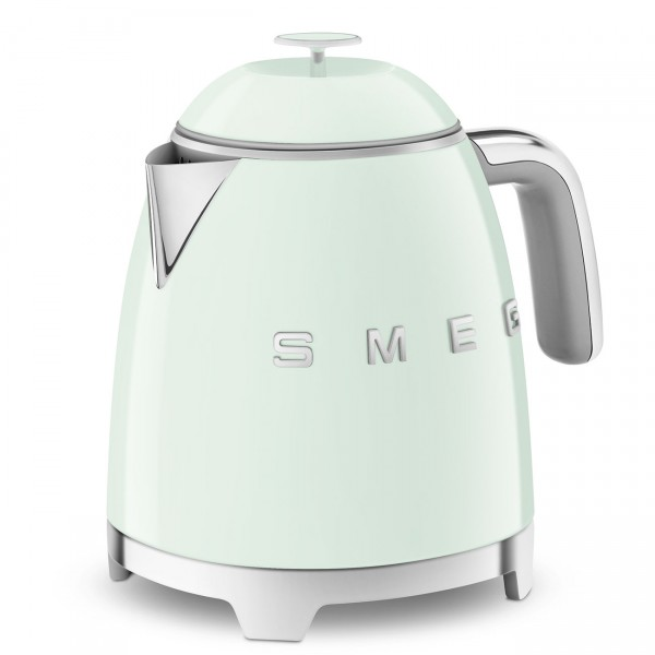 Smeg - Mini-Wasserkocher 0,8 Liter - 50er- Jahre Design - pastellgrün