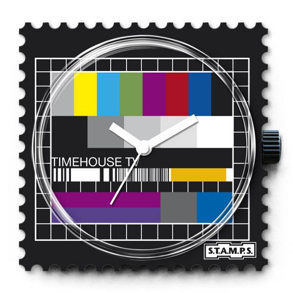 S.T.A.M.P.S. - Uhr - Test Pattern - Stamps