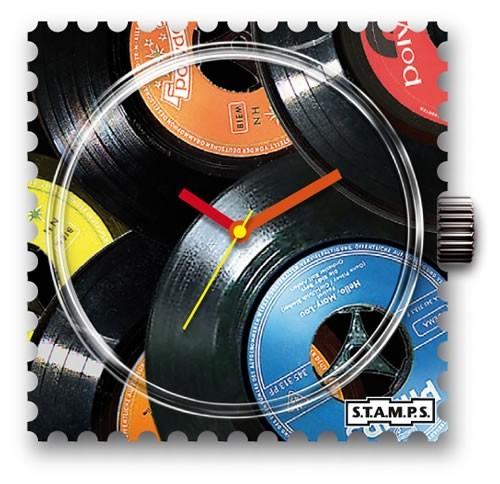 S.T.A.M.P.S. - Uhr Frogman - Vinyl - Stamps wasserdicht