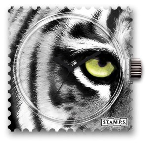 S.T.A.M.P.S. - Uhr Frogman - Eye of the Tiger - Stamps wasserdic