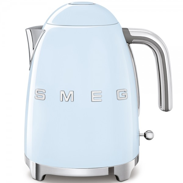 Smeg - Wasserkocher 1,7 Liter - 50er Jahre Design - pastellblau
