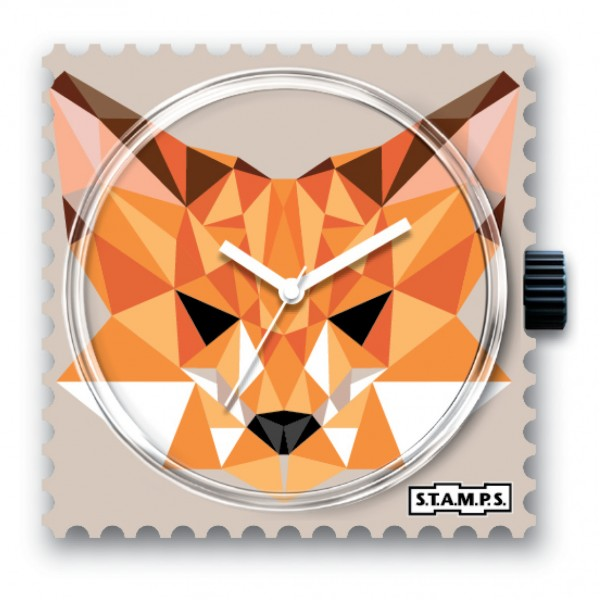S.T.A.M.P.S. - Uhr - Foxy - Stamps