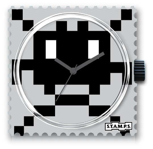 S.T.A.M.P.S. - Uhr - Manpac - Stamps