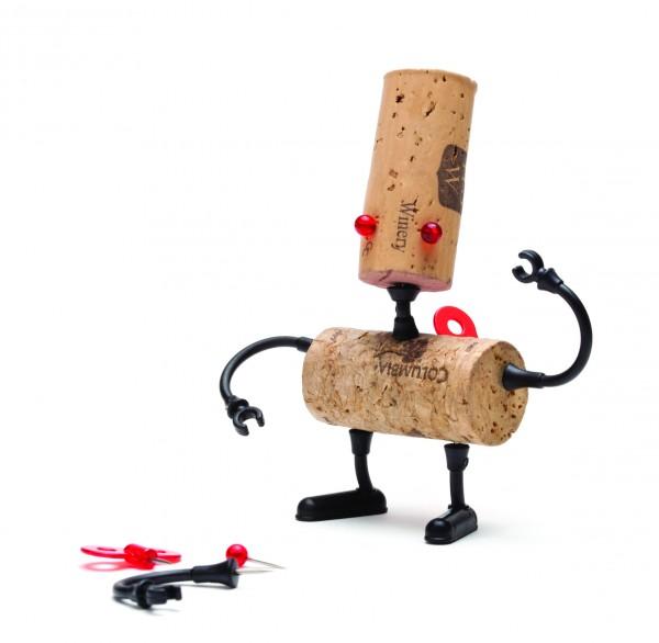 Monkey Business - Pin-Nadeln für Korken - Corkers Robots - Luke