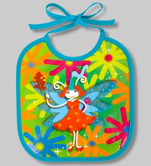 Pylones - Babylätzchen Lätzchen für Kinder - Bib Petit Glouton - Fairy