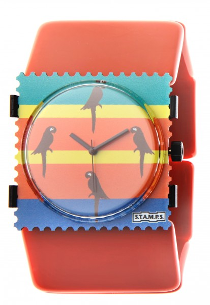 S.T.A.M.P.S. - Armband Belta Coral - ohne Uhr - Stamps