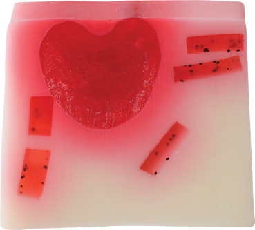Bomb Cosmetics - Seife - Crazy Cupid Soap - handgemacht