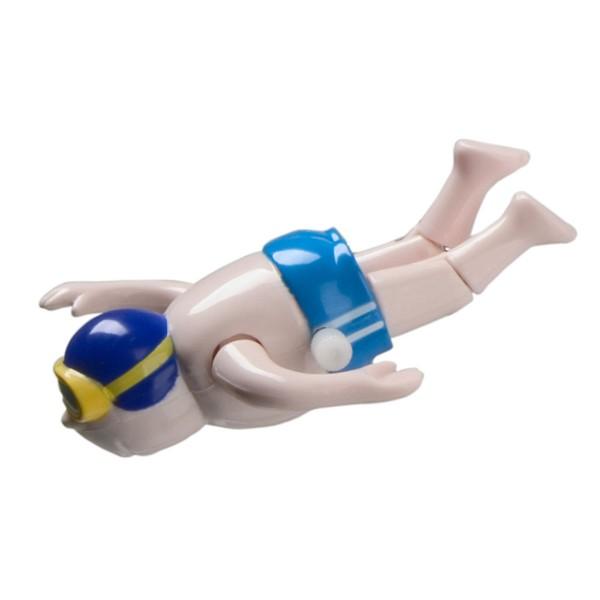 Aufziehfiguren - Freischwimmer - Schwimmer zum Aufziehen - Nr.4