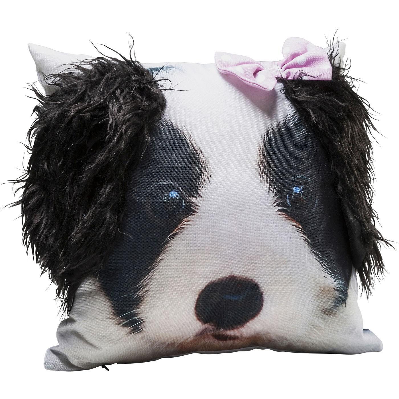 kare design kissen hund terrier mit ohren mr terrier pigmento kunst design. Black Bedroom Furniture Sets. Home Design Ideas