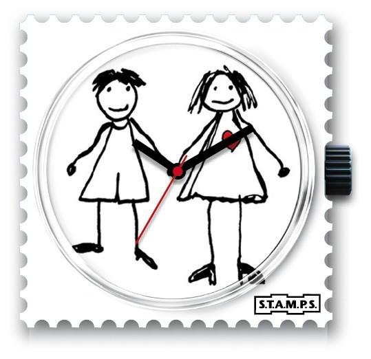 S.T.A.M.P.S. - Uhr - Hänsel und Gretel - Stamps