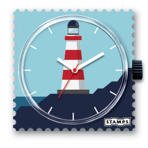 S.T.A.M.P.S. - Uhr - Sea Light - Stamps