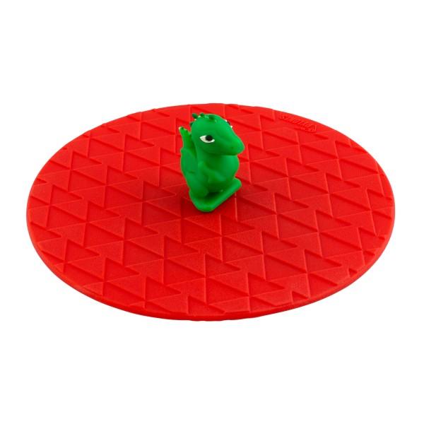 Pylones - Tassenabdeckung - Glasabdeckung Bienauchaud - Green Dragon Drache