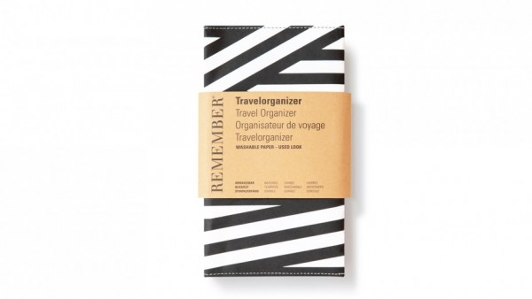 Remember - Travelorganizer Dokumententasche Aufbewahrung - Bamboo