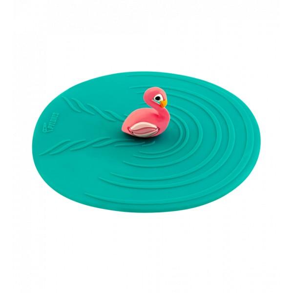 Pylones - Tassenabdeckung - Glasabdeckung Bienauchaud - Flamingo