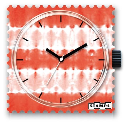 S.T.A.M.P.S. - Uhr - Stripes of Batik - Stamps