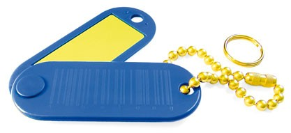 I Belong - Kofferanhänger - Schlüsselanhänger in diversen Farben