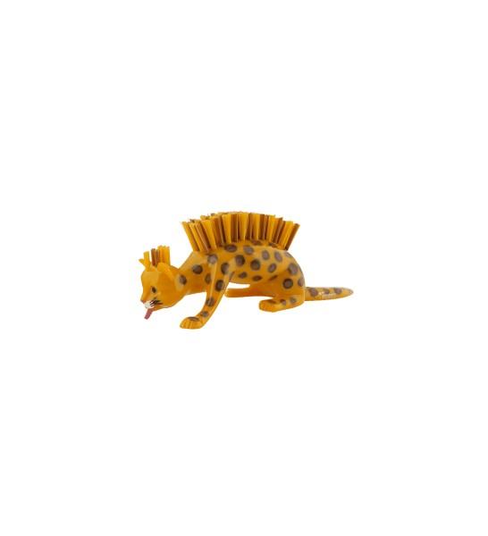 Pylones - Nagelbürste - Katze - Caty Chat - Leopard