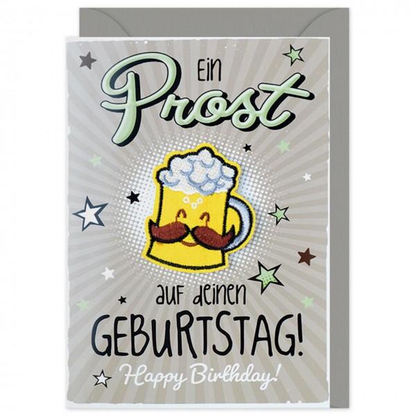 Gruss Und Co Patch Post Geburtstag Kaktus Lass Dich Drucken
