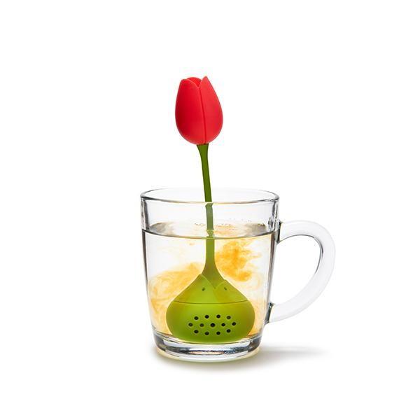 Ototo - Teesieb Teestab Tulpe - Tulip Tea Infuser