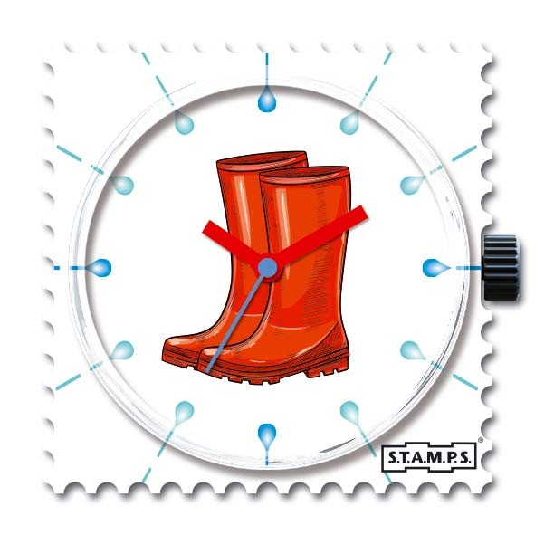 S.T.A.M.P.S. - Uhr - Stamps - Rubberboots