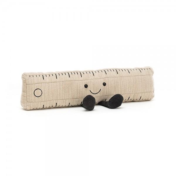Jellycat - Kuscheltier Stofftier Spielzeug Lineal - Smart Stationery Ruler