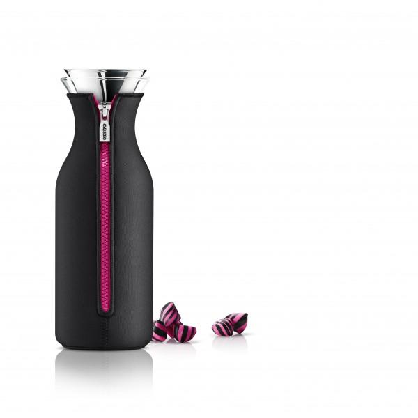 Eva Solo - Kühlschrank-Karaffe - 1 Liter - Schwarz/Pink
