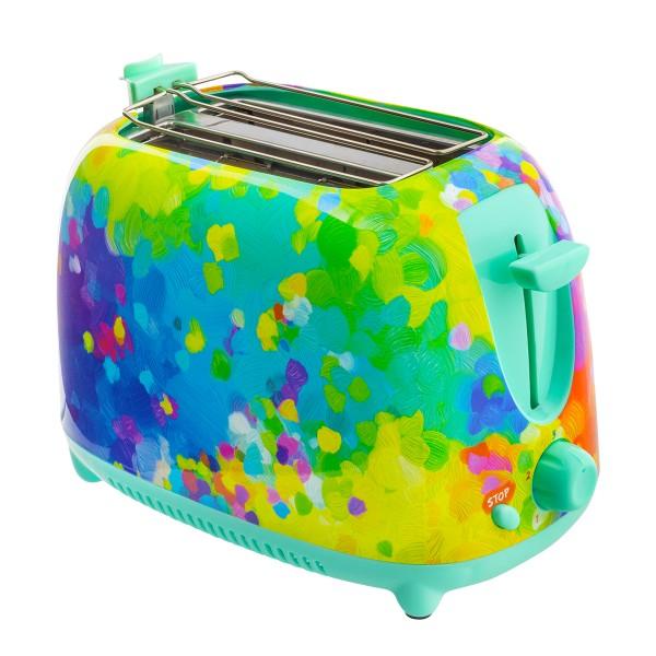 Pylones - Toaster - Tartin - Palette - mit Brötchen-Aufsatz