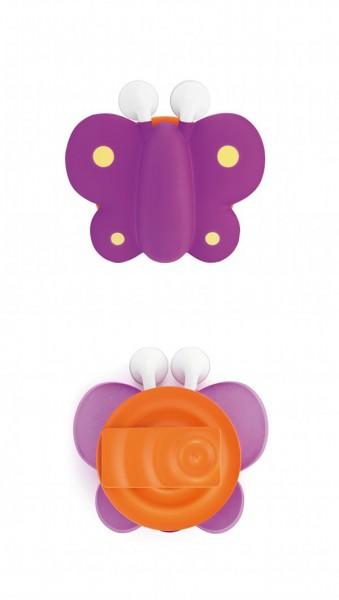 e-my Ohrhörer Kabelaufwicklung - Schmetterling - Lady Butterfly