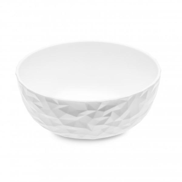 Koziol - Kunststoff-Schale - Club - cotton white weiss