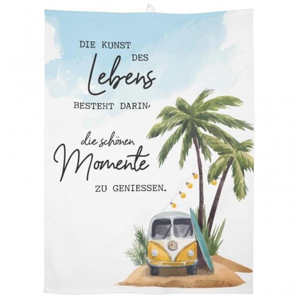 Gruss und Co - Geschirrtuch Trockentuch Spültuch - Die Kunst des Lebens ...