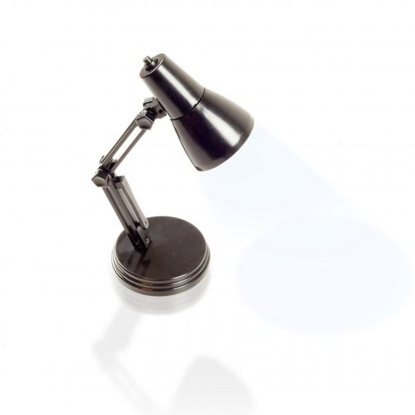 Invotis - Leselampe mit Sockel Miniatur Gelenk-Lampe - Lumo