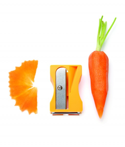 Monkey Business - Gemüsespitzer - Gemüseschäler Karoto - orange