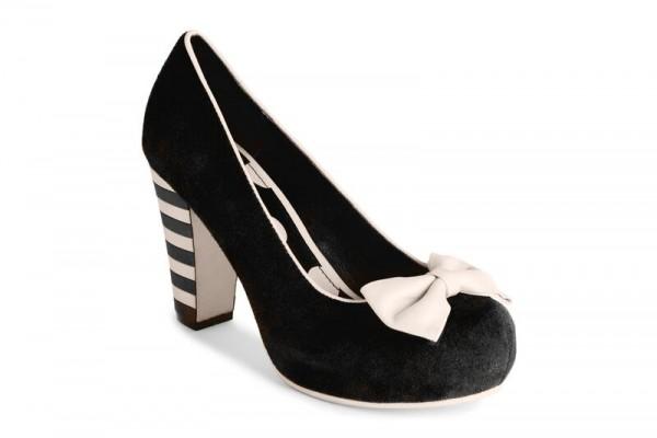 low priced 13779 4dbd6 Lola Ramona - Schuhe - Pumps - Angie P - black suede