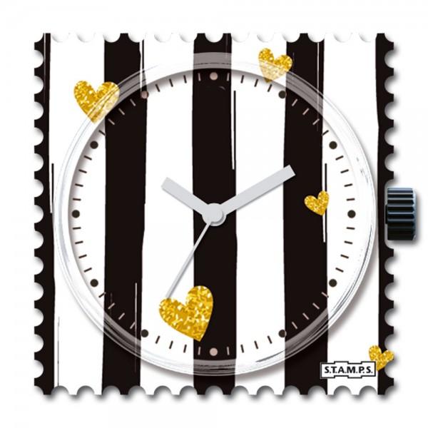 S.T.A.M.P.S. - Uhr - Golden Love