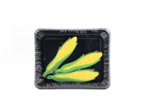 Kikkerland - Radiergummi Radierer Eraser Mini Food - Maiskolben